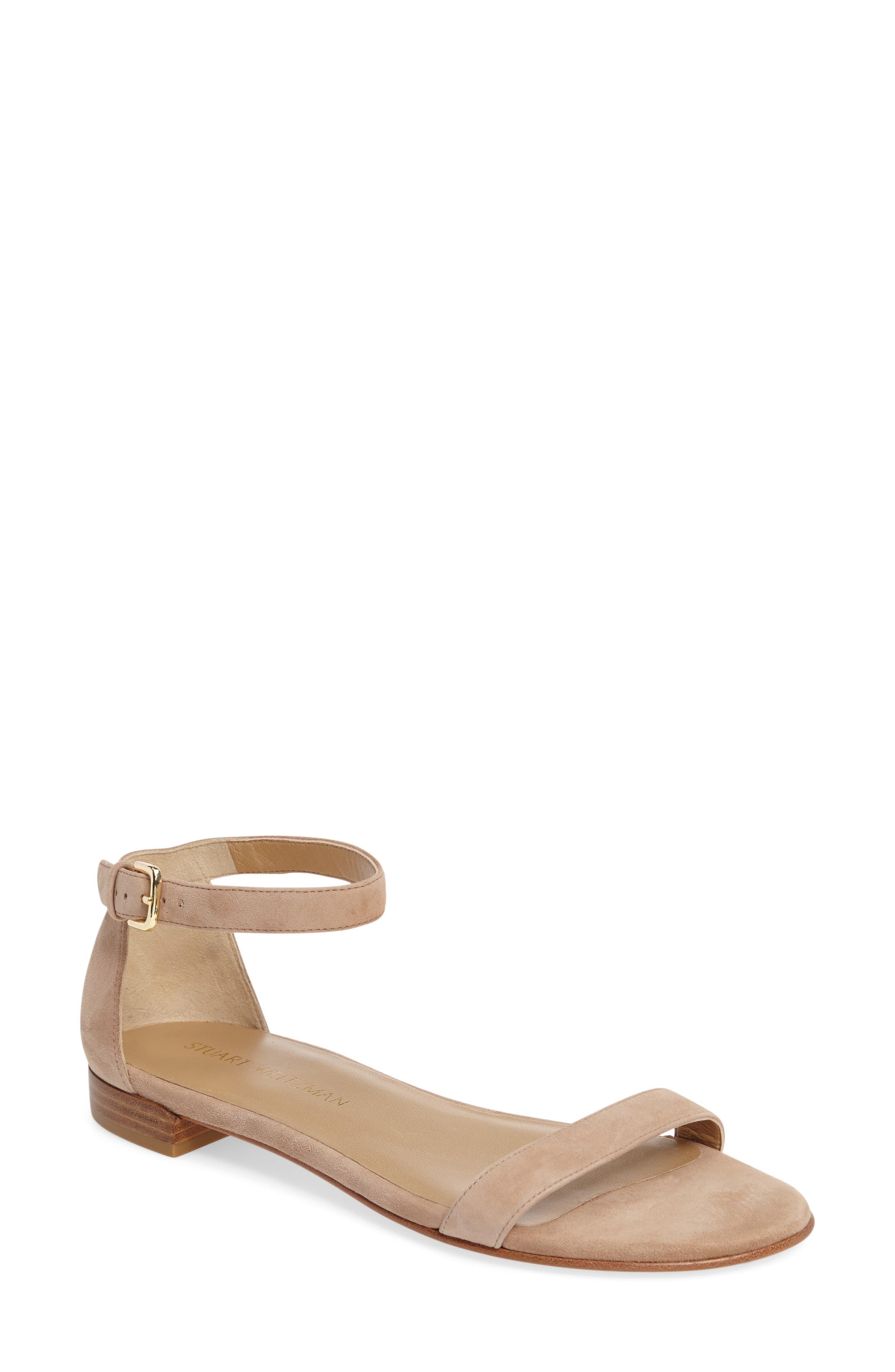 Stuart Weitzman   Nudistflat Sandal