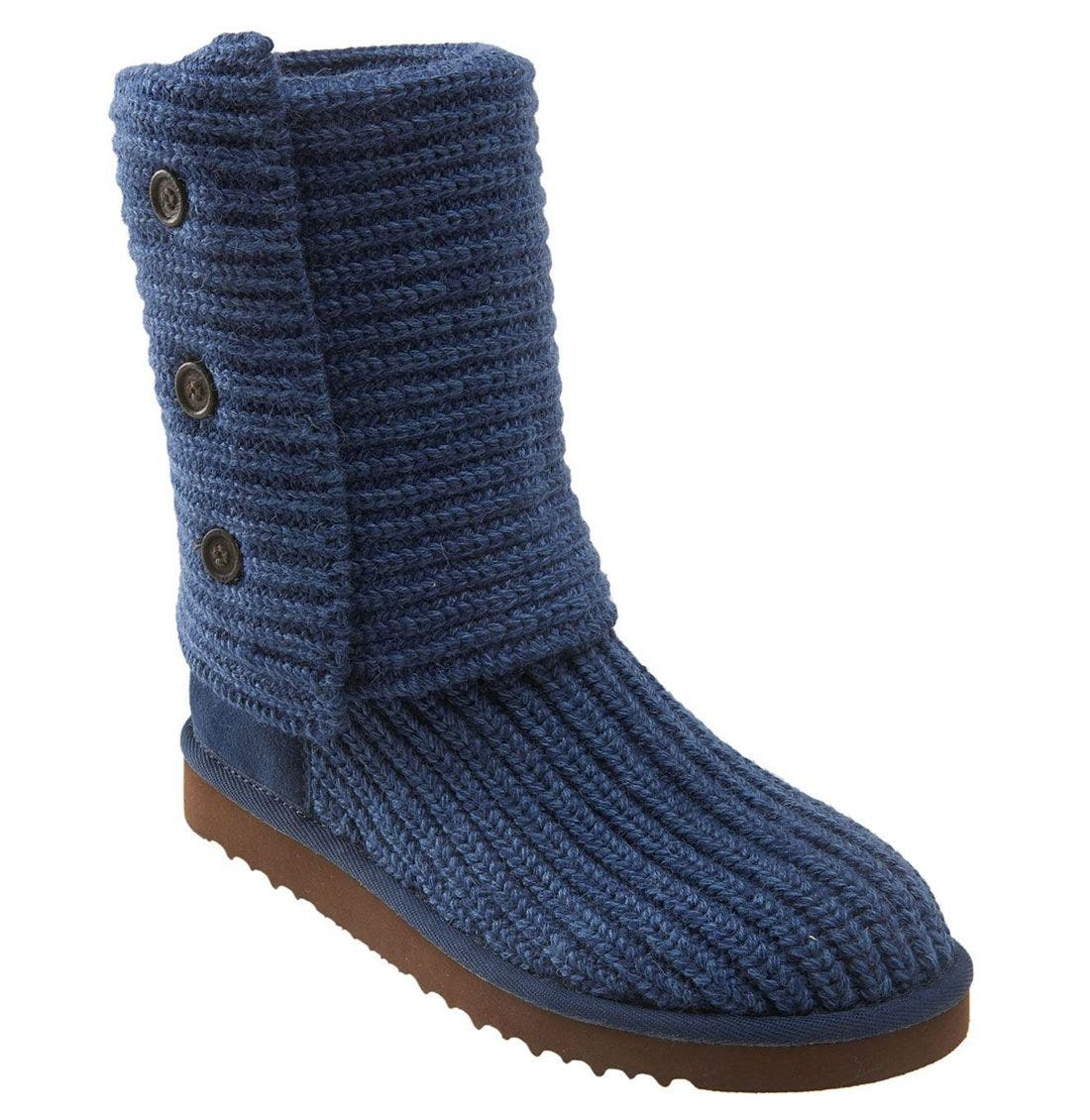 ,                             'Cardy' Classic Knit Boot,                             Main thumbnail 32, color,                             401
