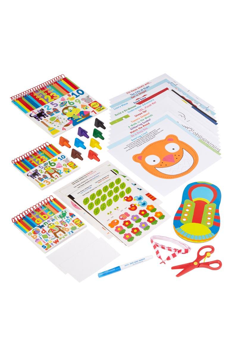 ALEX<SUP>®</SUP> TOYS Discover Ready, Set, School Activity Kit, Main, color, 100