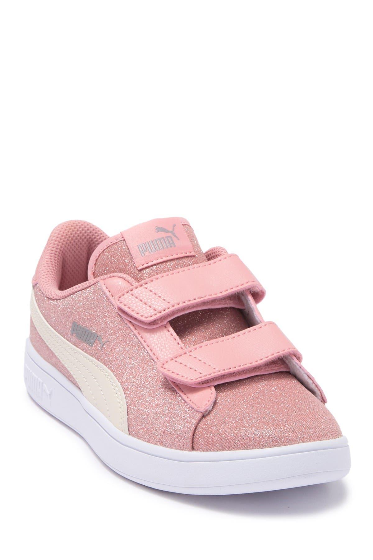 PUMA | Smash V2 Glitz Glam Sneaker