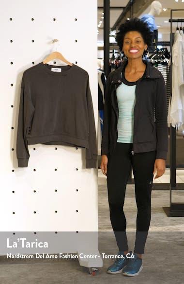 Favorite Fleece Sweatshirt, sales video thumbnail