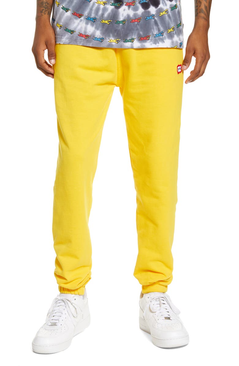 ICECREAM Ripstick Sweatpants, Main, color, YELLOW
