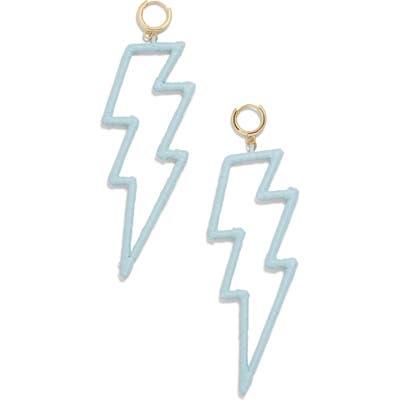 Baublebar Lightning Bolt Drop Earrings