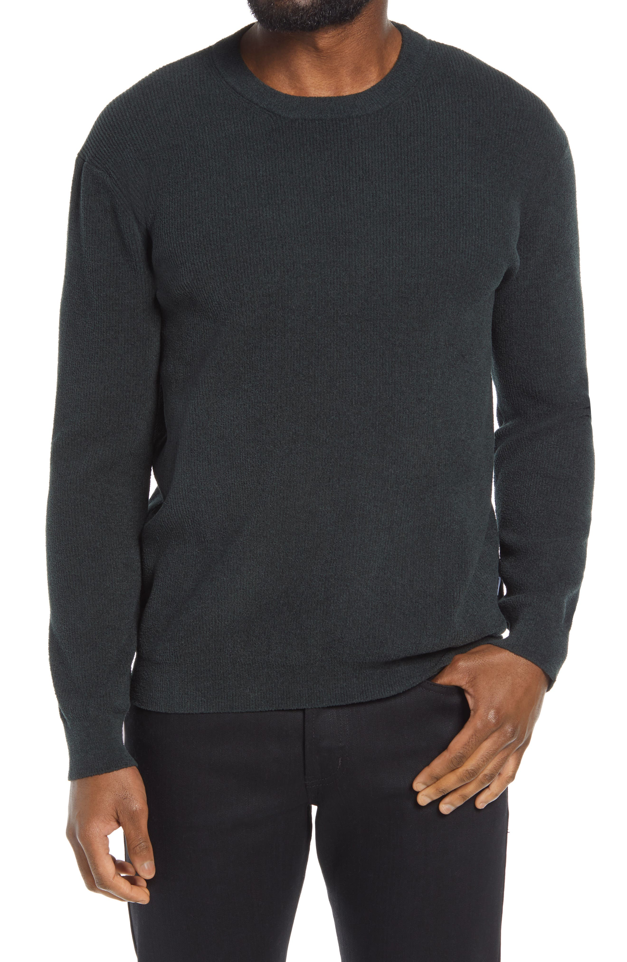Soft, lightweight and easy to wear, this staple crewneck sweater makes a great layer over or under any cold-weather look. Style Name: Nn07 Men\\\'S Danny 6429 Crewneck Sweater. Style Number: 6119210. Available in stores.