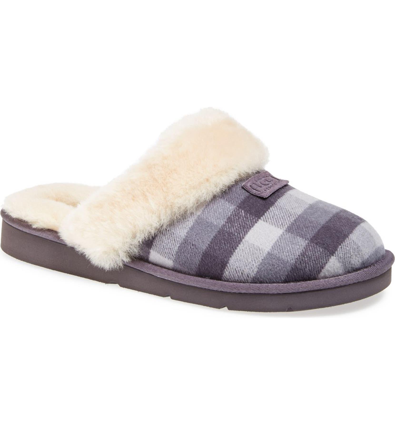 56e251dba UGG® Australia 'Cozy' Flannel Slipper (Women)   Nordstrom