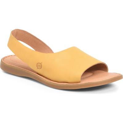 B?rn Inlet Sandal, Yellow