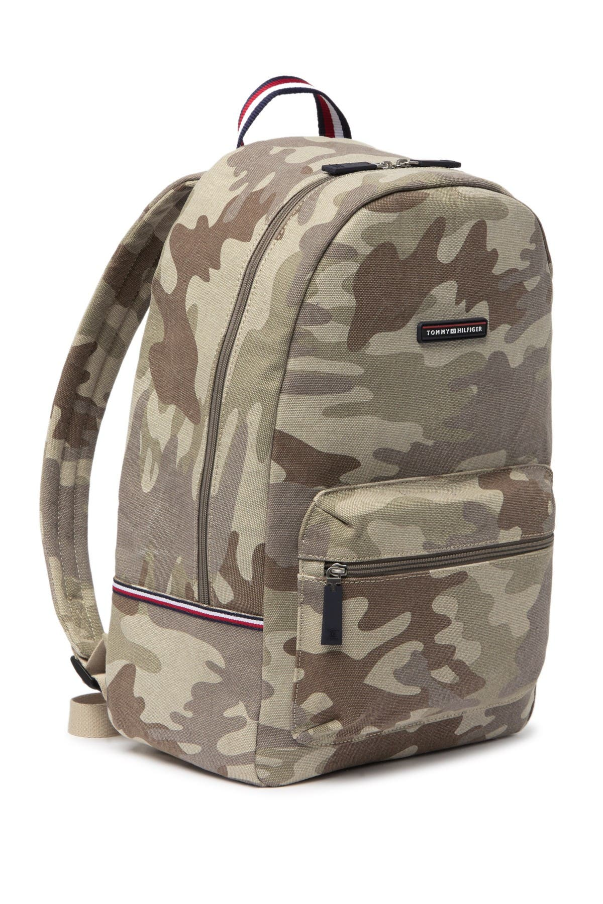 Tommy Hilfiger Alexander Camo Backpack