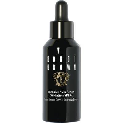 Bobbi Brown Intensive Skin Serum Foundation Spf 40 -