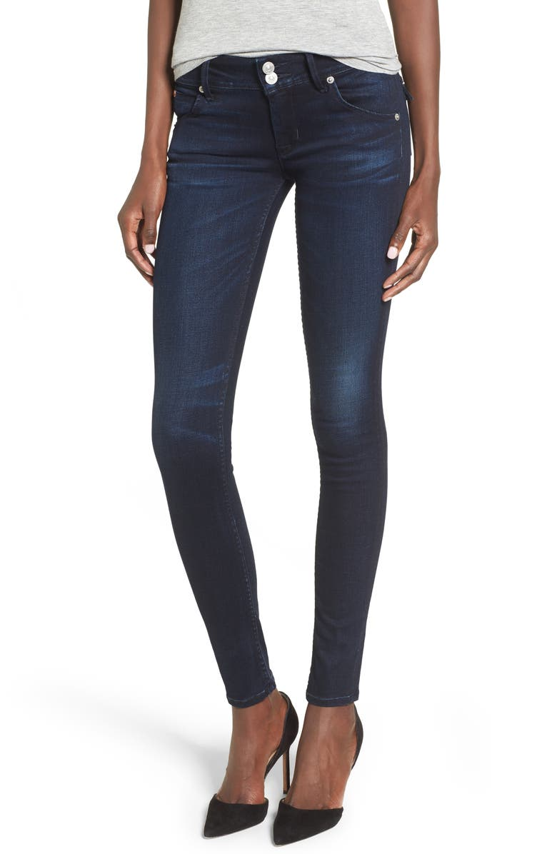 HUDSON JEANS 'Collin' Skinny Jeans, Main, color, 401