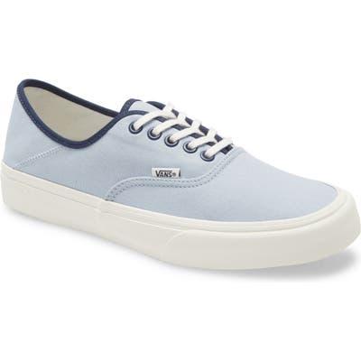 Vans X Pilgrim Surf + Supply Authentic Low-Top Sneaker- Blue