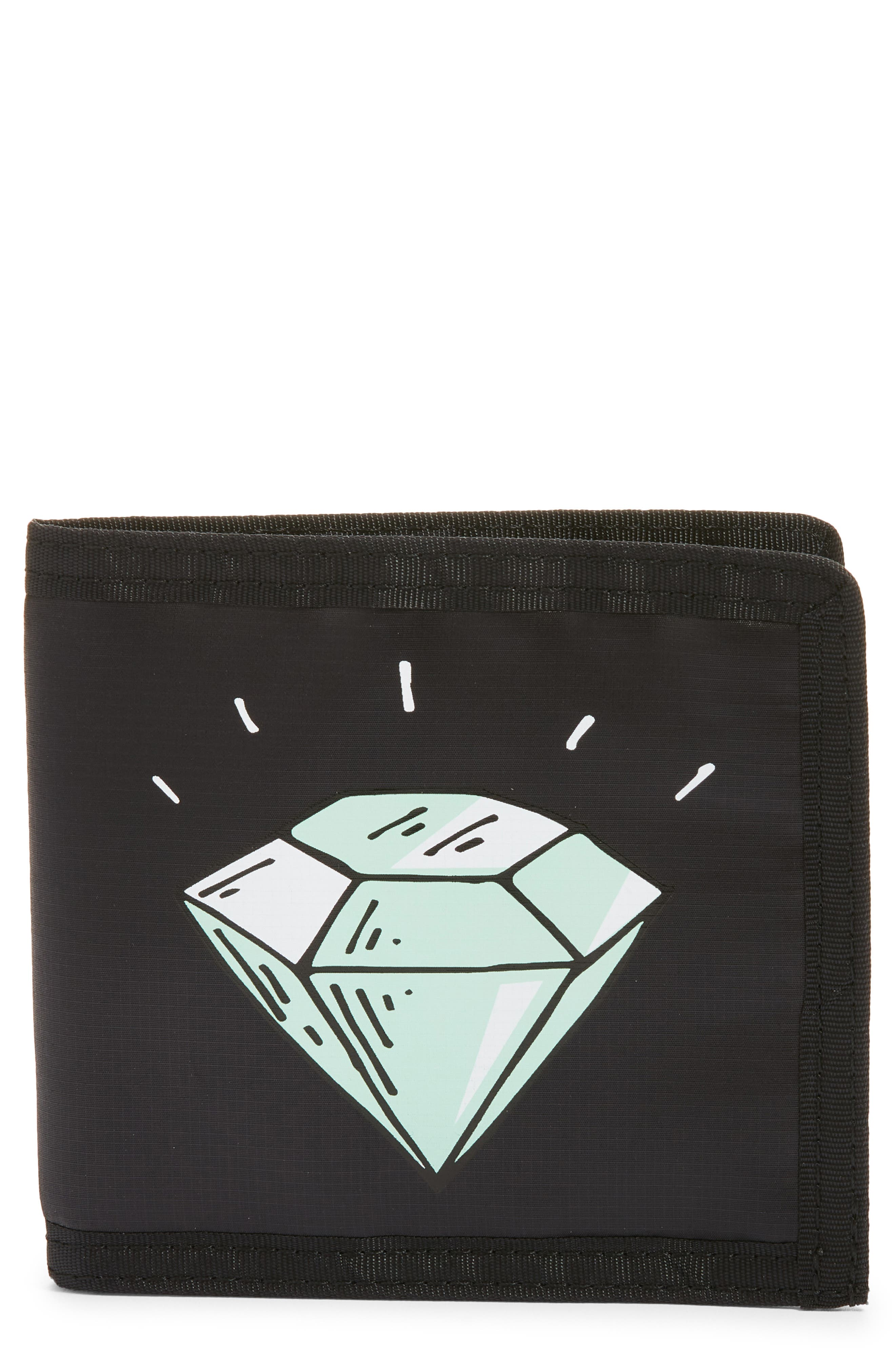 . What The Diamond Wallet