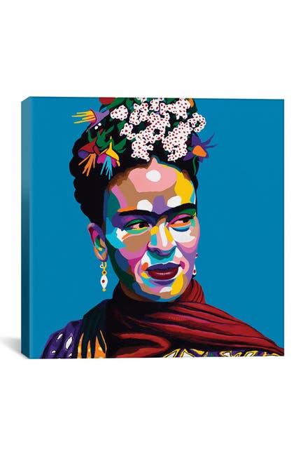 Image of iCanvas Frida by Vakseen