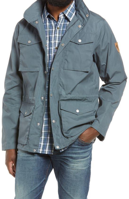 Fjall Raven Men's Raven Water-resistant Jacket In Dusk