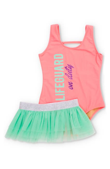 Image of Shade Critters UV Activated One Piece & Tutu Set