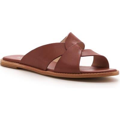 Botkier Zuri Slide Sandal, Brown