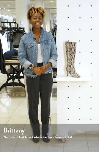 Perfect Knee High Boot, sales video thumbnail