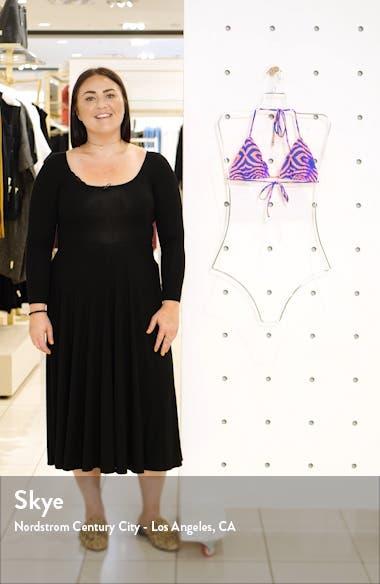 Wavy Puerto Aventura Triangle Bikini Top, sales video thumbnail