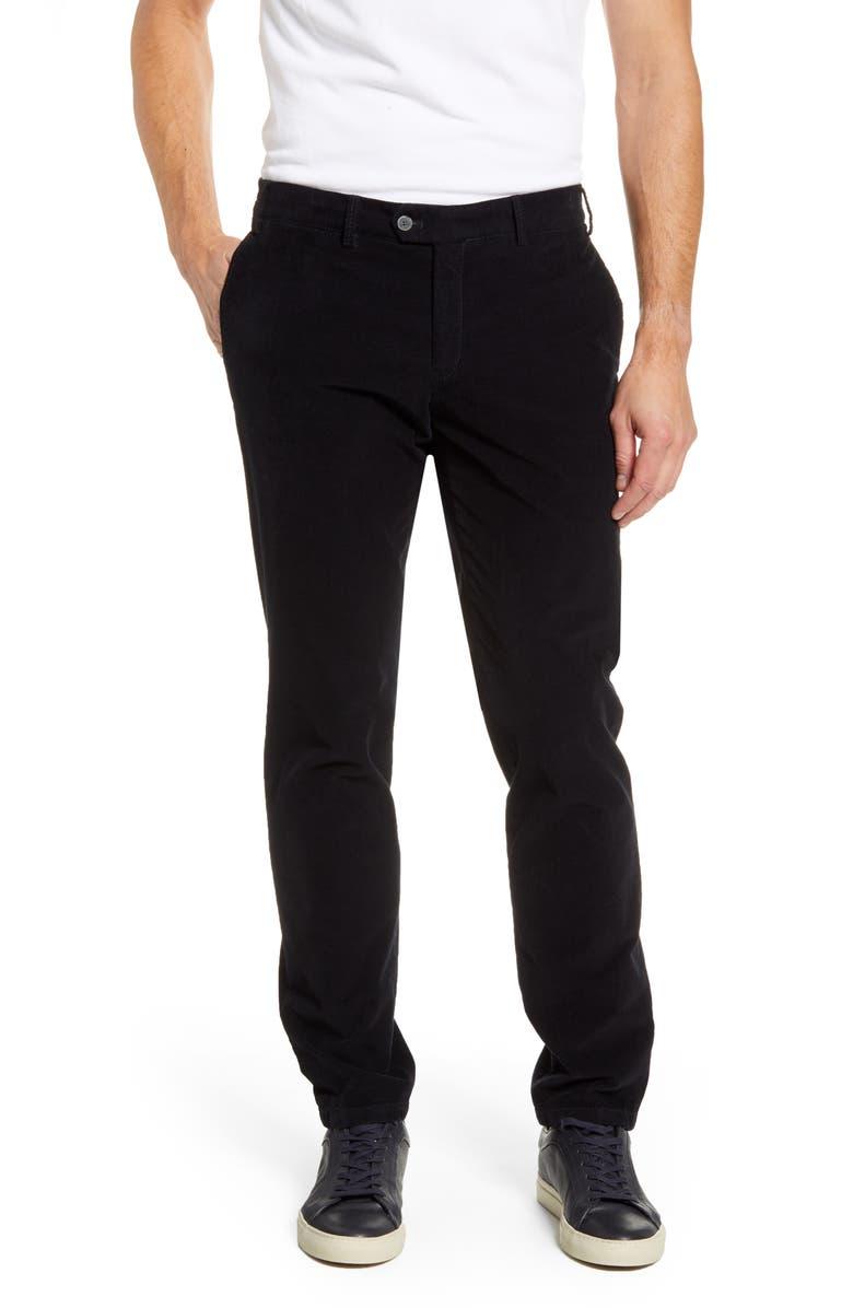 HILTL Tierre Slim Fit Corduroy Pants, Main, color, 410
