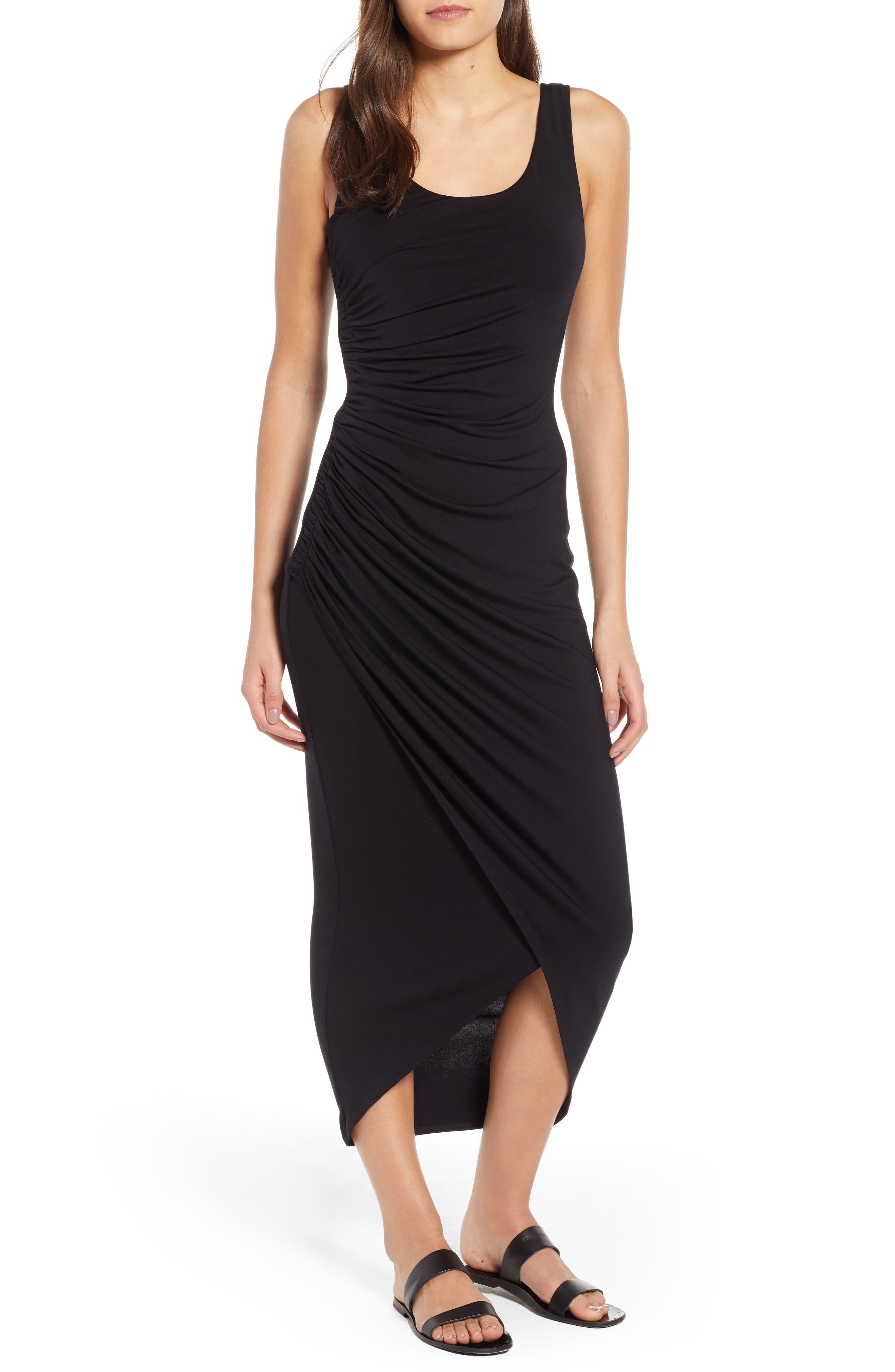Bailey 44 Dishdasha Dress, Black