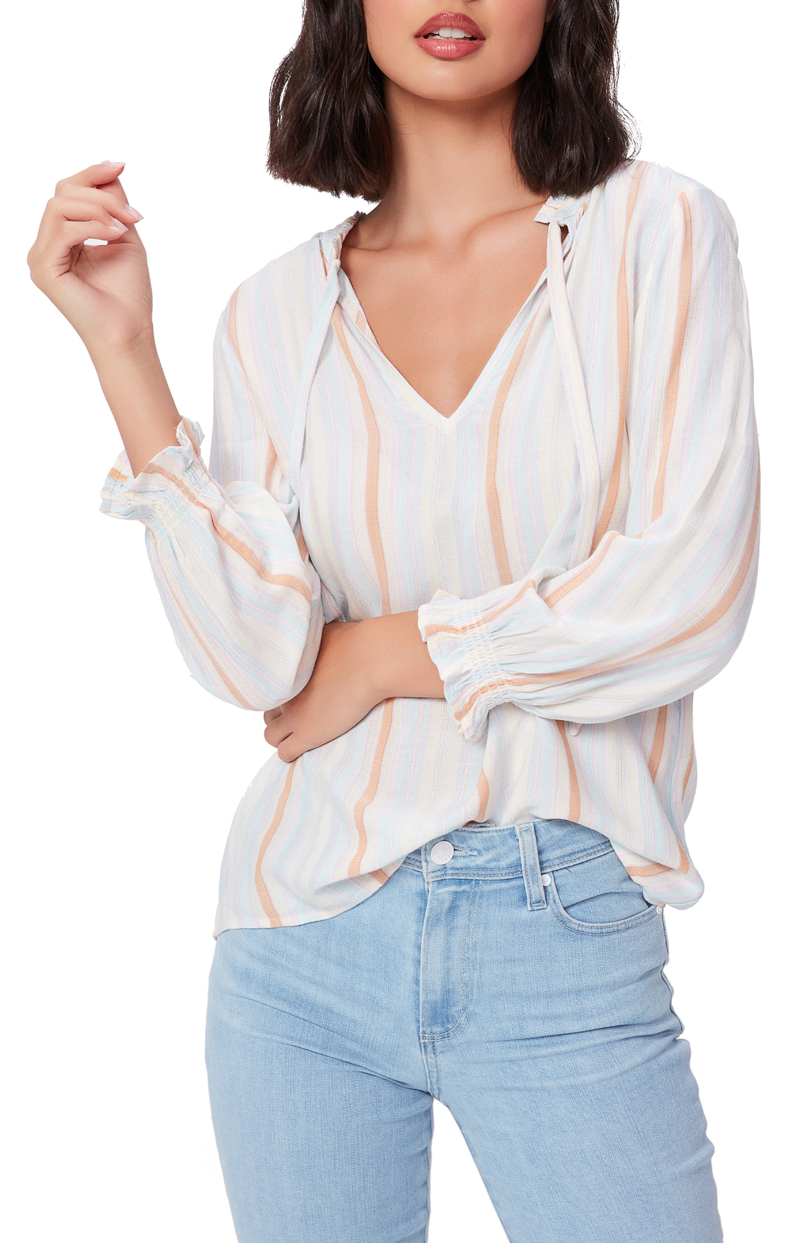 Image of PAIGE Erenne Blouse