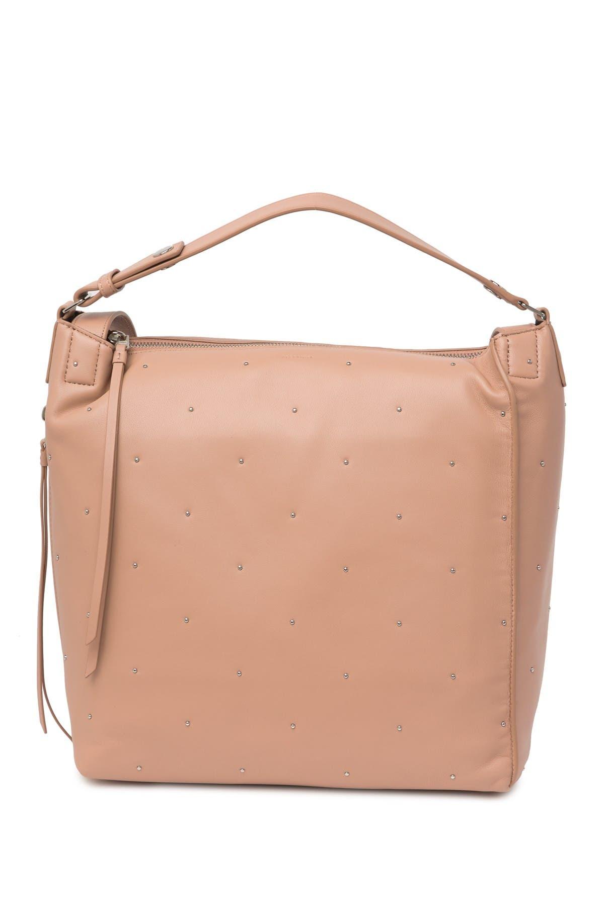 Image of ALLSAINTS Kathi Studded Leather Backpack