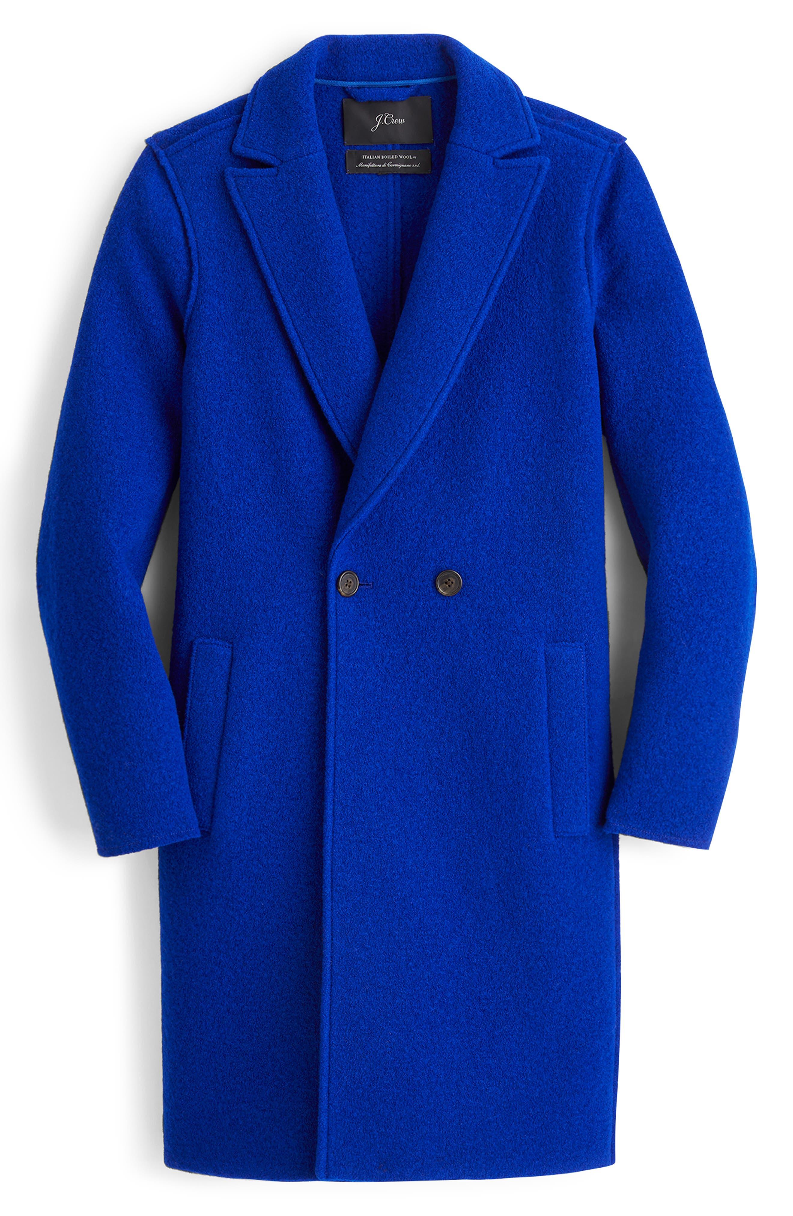 ,                             Daphne Boiled Wool Topcoat,                             Alternate thumbnail 43, color,                             400