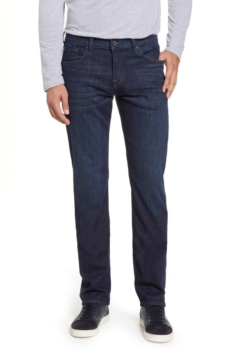 7 FOR ALL MANKIND<SUP>®</SUP> Standard Straight Leg Jeans, Main, color, 405