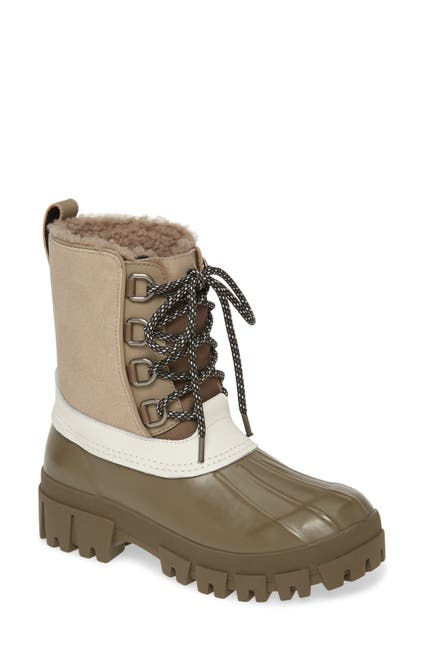 Image of Rag & Bone Genuine Shearling Lined Winter Boot