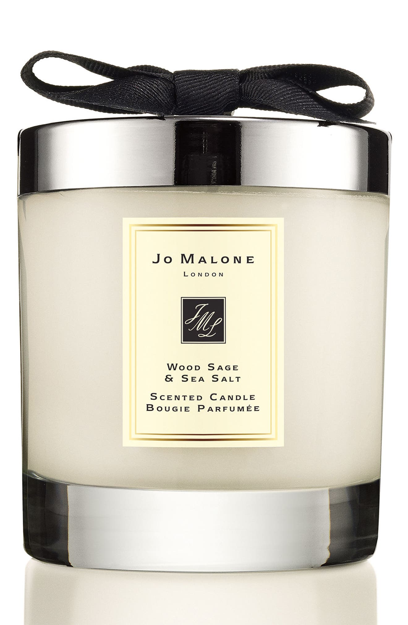 ,                             Jo Malone<sup>™</sup> Wood Sage & Sea Salt Candle,                             Alternate thumbnail 2, color,                             NO COLOR