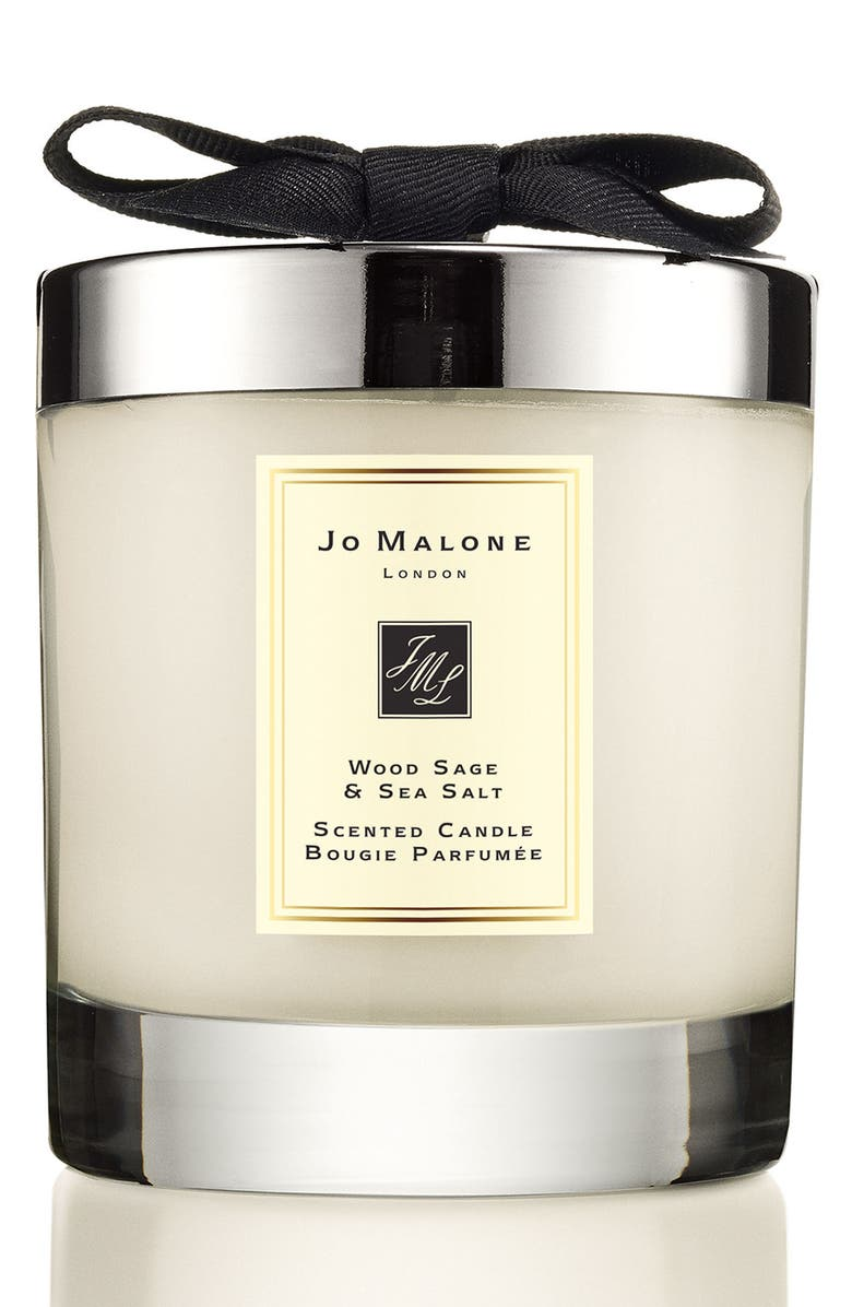 JO MALONE LONDON<SUP>™</SUP> Wood Sage & Sea Salt Candle, Main, color, NO COLOR