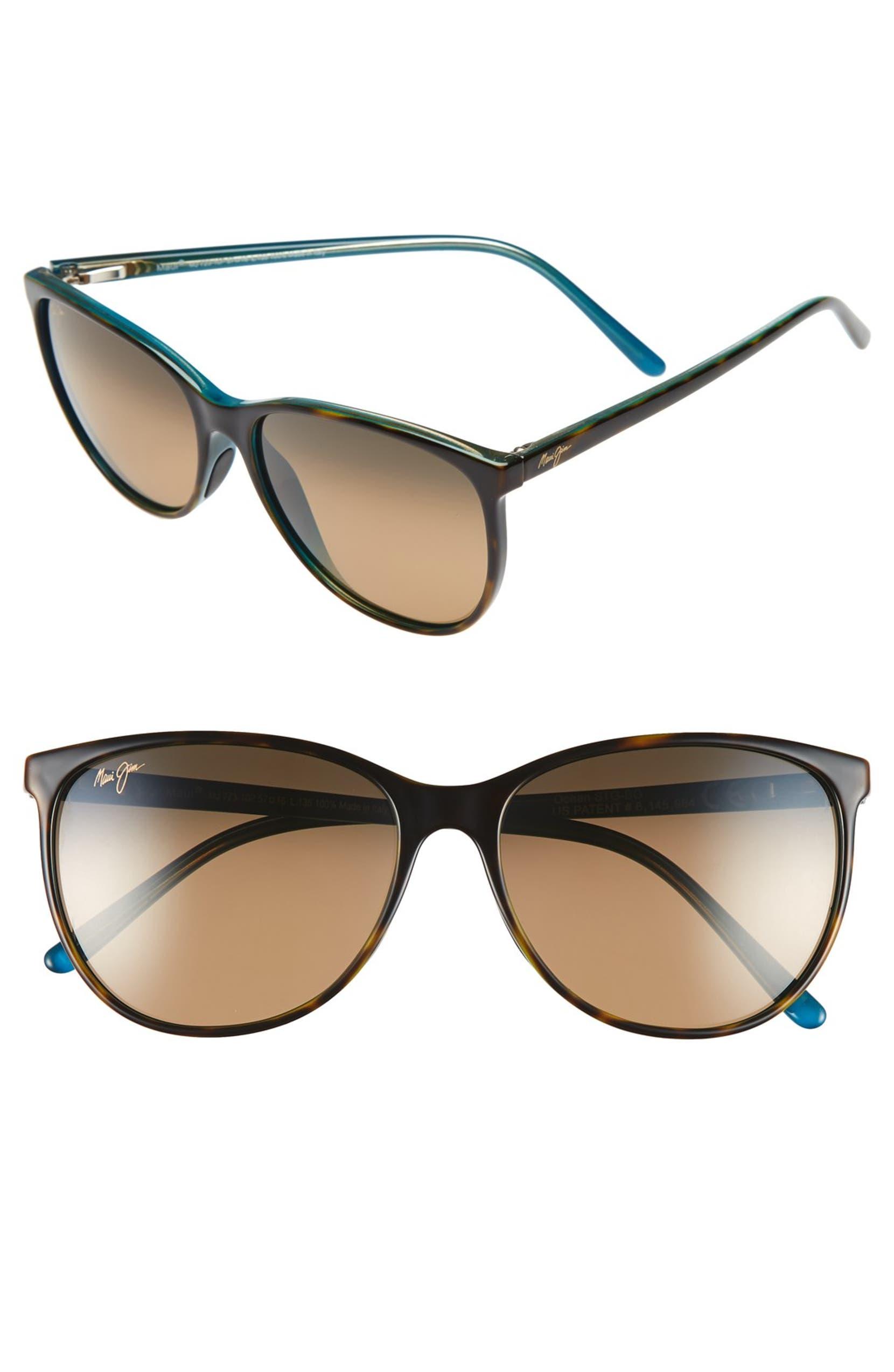 642e07b9bd66 Maui Jim Ocean 57mm PolarizedPlus2® Sunglasses | Nordstrom