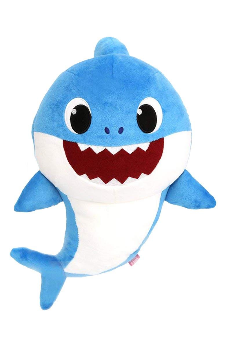 CALIFORNIA CREATIONS Baby Shark Stuffed Animal, Main, color, 400