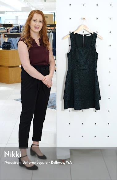 Cheetah Sleeveless Minidress, sales video thumbnail