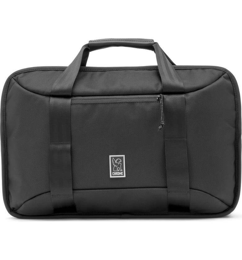 CHROME Treadwell Travel Vega Convertible Briefcase, Main, color, 001