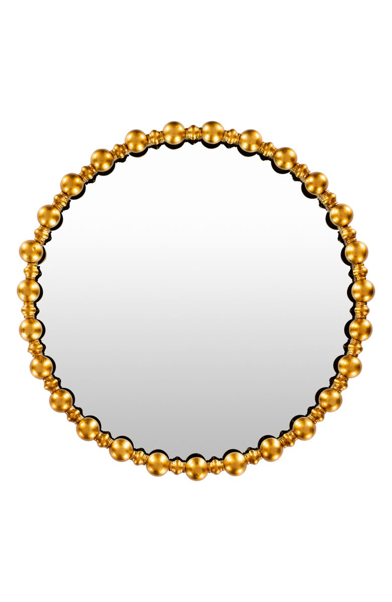 SURYA HOME Elin Mirror, Main, color, GOLD