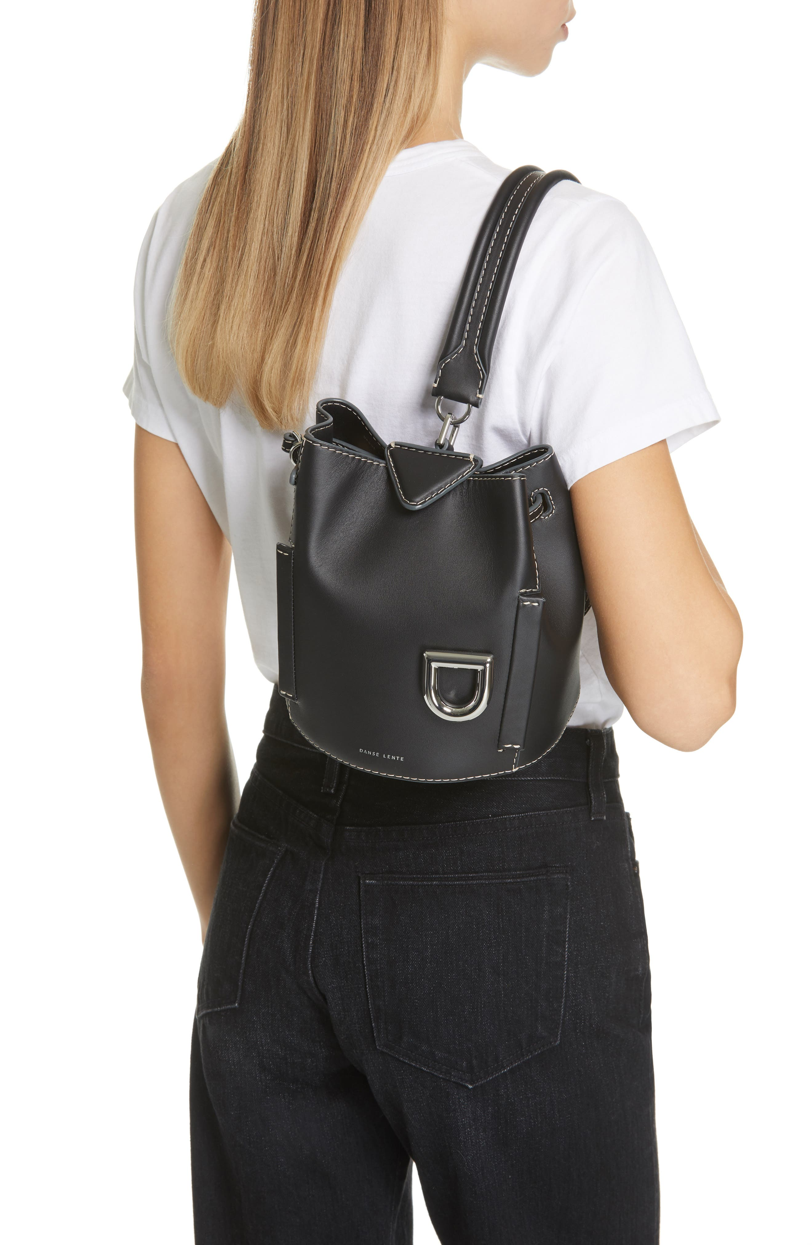 ,                             Josh One-Shoulder Bag,                             Alternate thumbnail 2, color,                             BLACK/ CHARCOAL