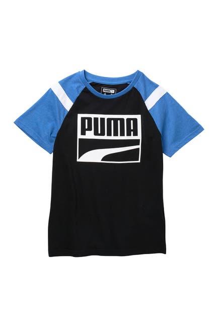 Image of PUMA Rebel Pack Raglan Tee