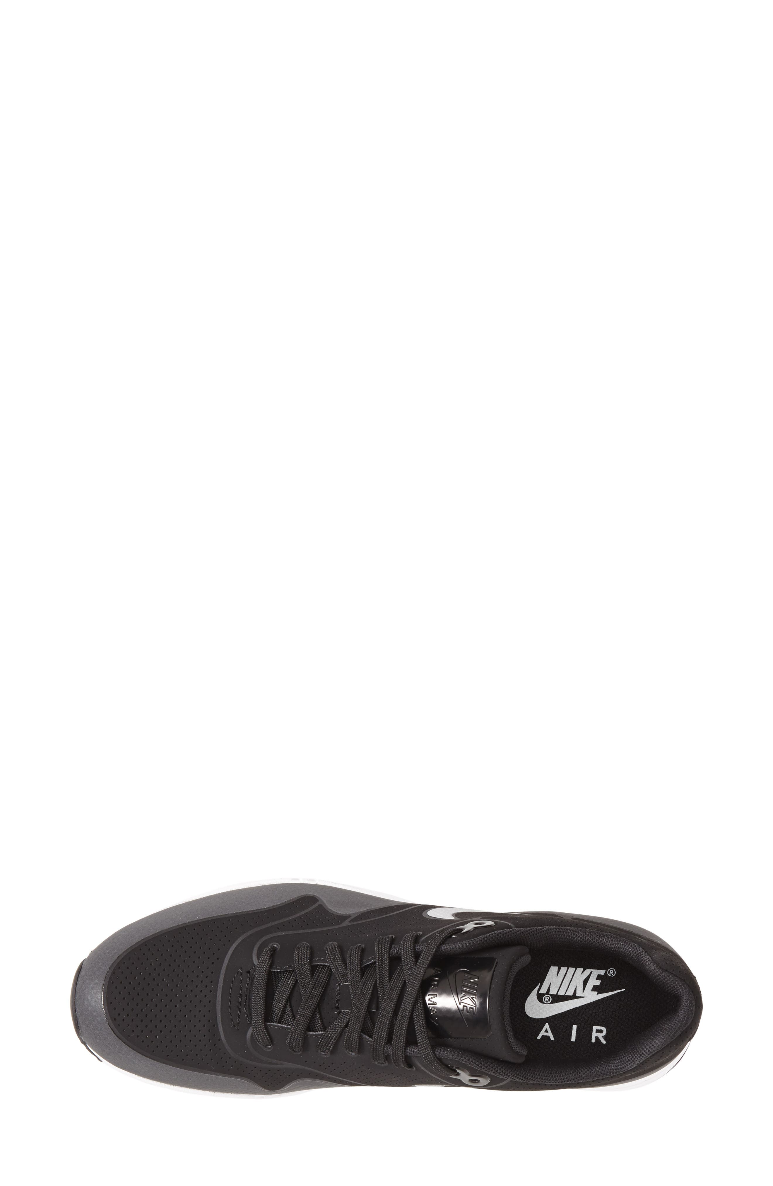,                             'Air Max 1 - Ultra Moire' Sneaker,                             Alternate thumbnail 8, color,                             001