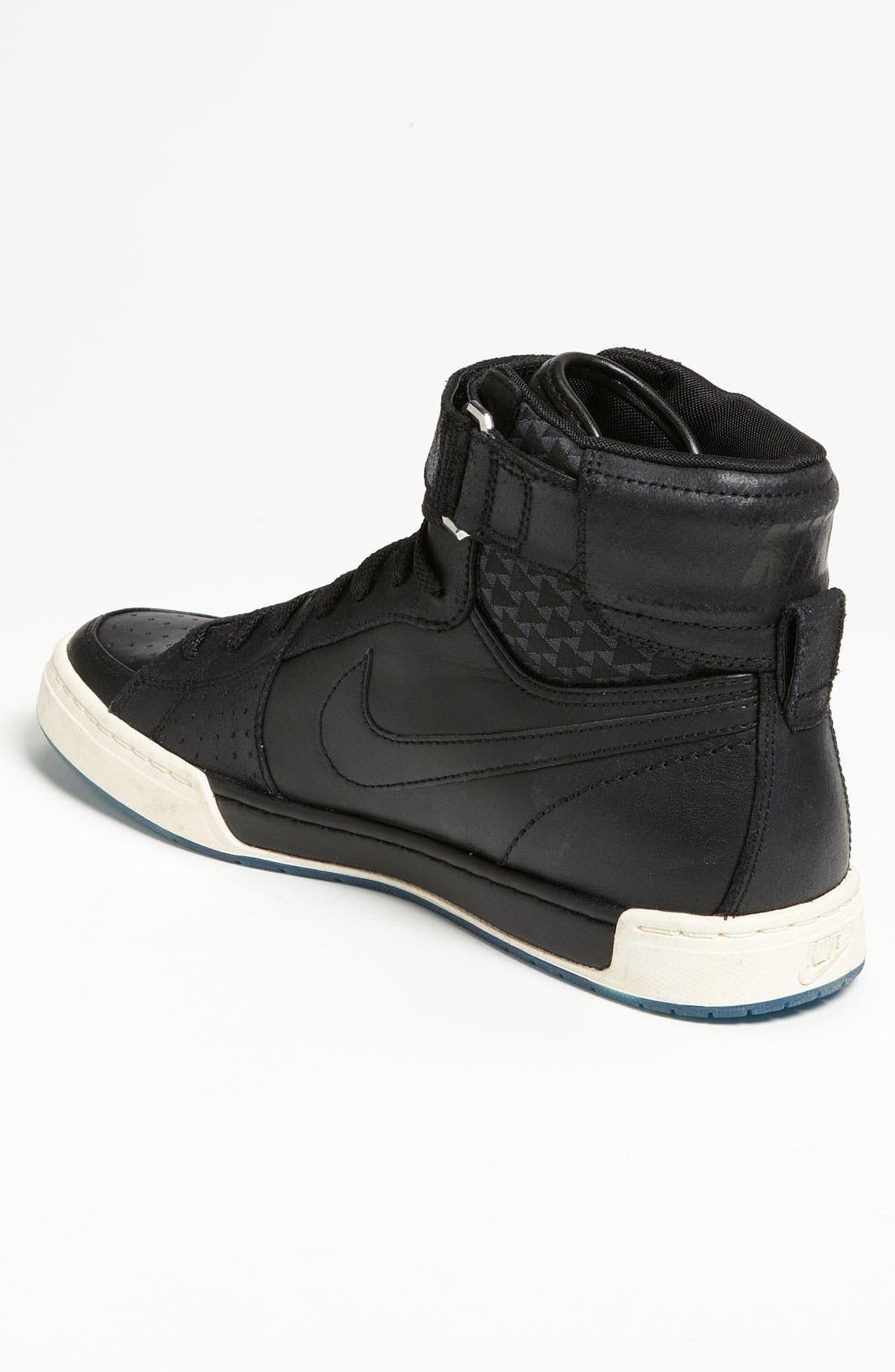 ,                             'Air Flytop' Sneaker,                             Alternate thumbnail 3, color,                             004