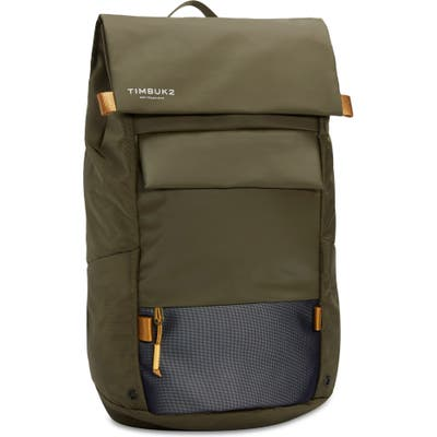 Timbuk2 Robin Water Resistant Laptop Backpack - Green