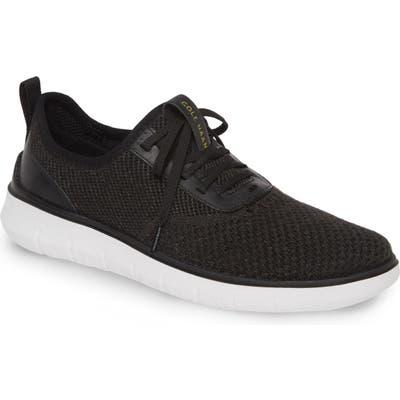 Cole Haan Generation Zerogrand Stitchlite Sneaker- Black