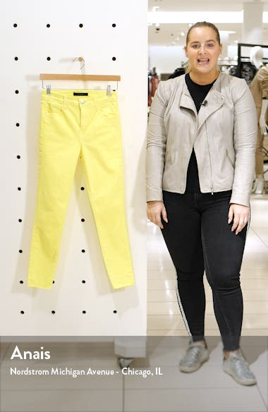 Alana High Rise Crop Skinny Jeans, sales video thumbnail