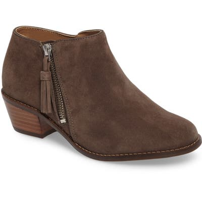 Vionic Serena Ankle Boot- Grey