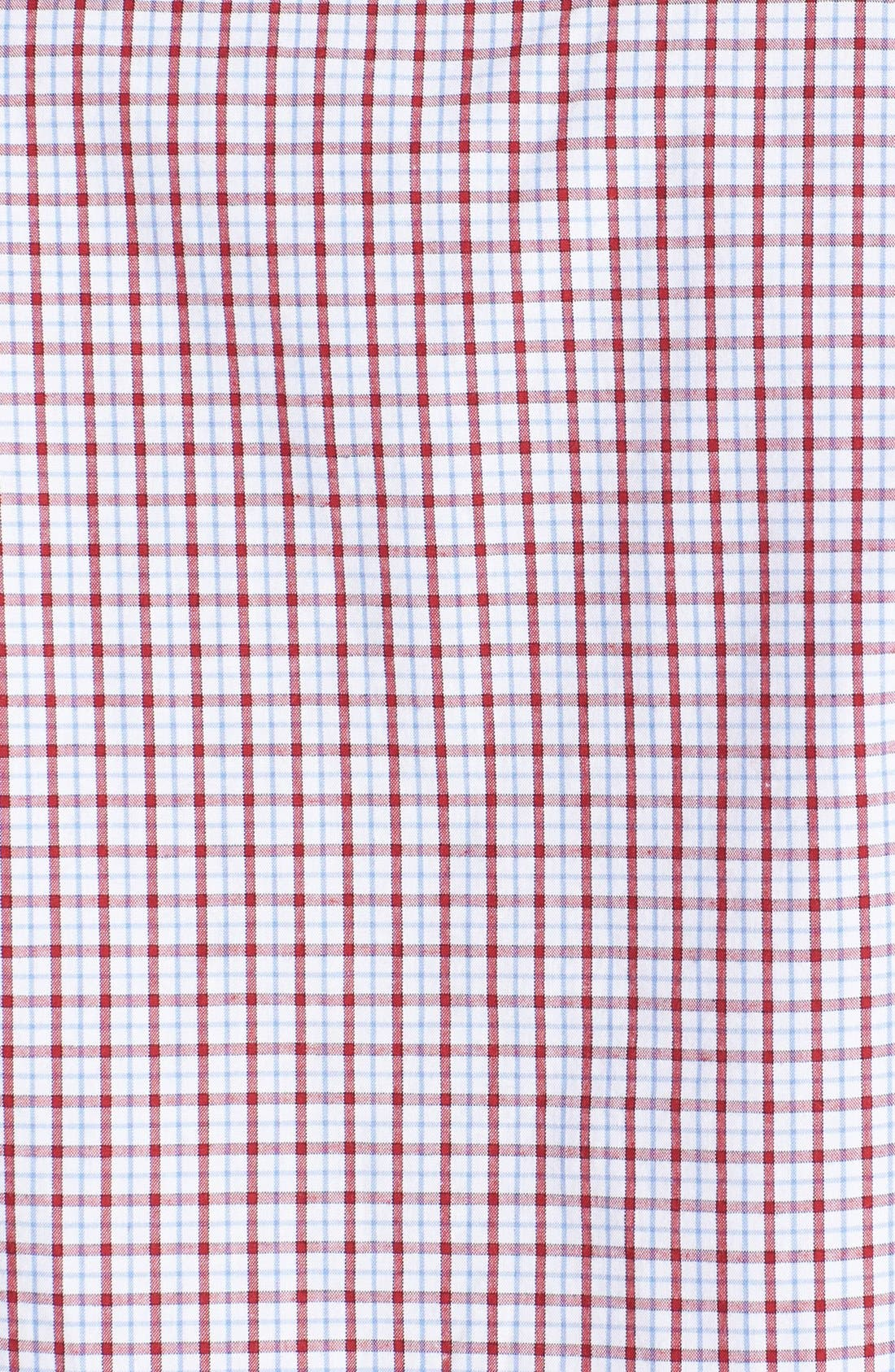 ,                             Plaid Sport Shirt,                             Alternate thumbnail 6, color,                             600