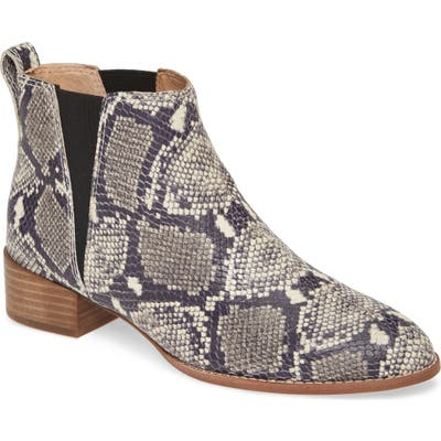 Madewell The Carina Bootie, Grey