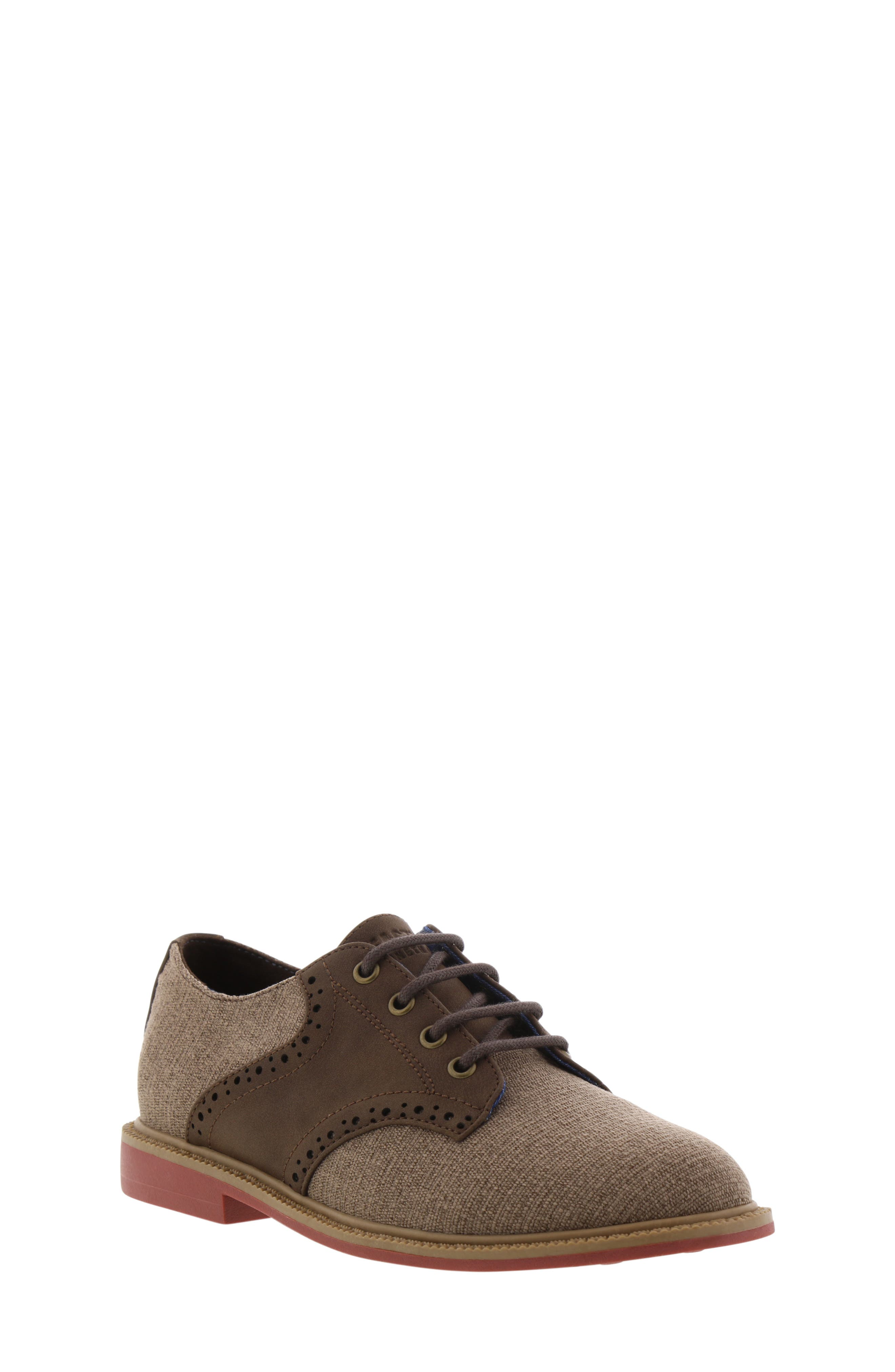 ,                             Spencer Saddle Oxford,                             Alternate thumbnail 8, color,                             204