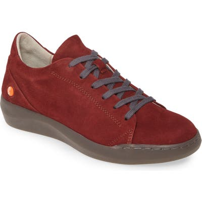 Softinos By Fly London Bauk Sneaker - Red