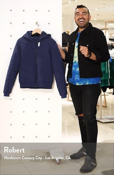 Snow Water Repellent Hooded Jacket, sales video thumbnail