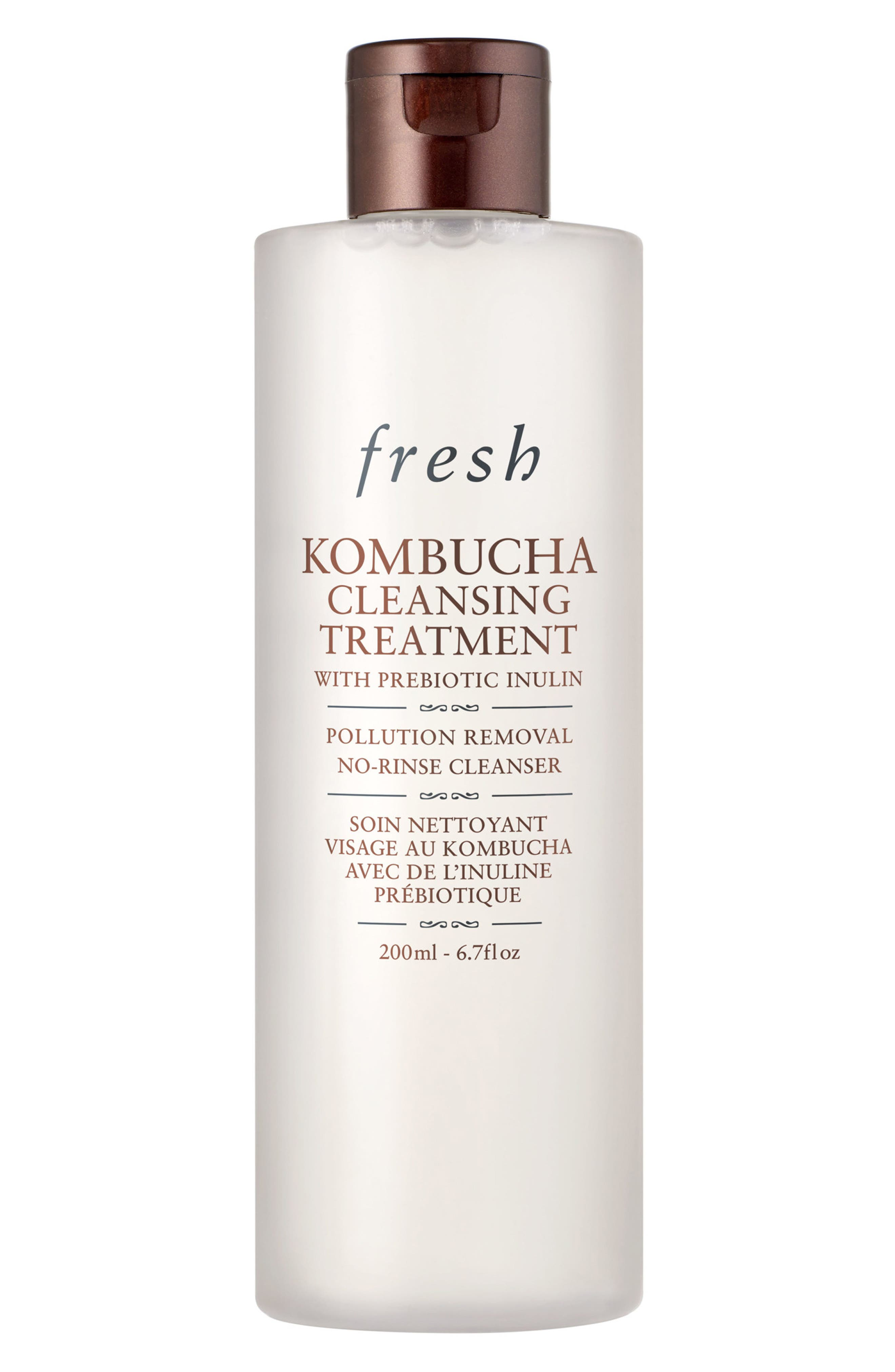 Kombucha Cleansing Treatment One-Step Cleanser with Prebiotic Inulin | Nordstrom
