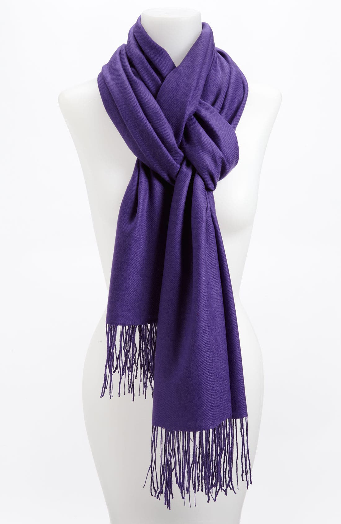 ,                             Tissue Weight Wool & Cashmere Wrap,                             Main thumbnail 144, color,                             543